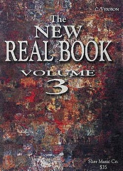 - The new real book volume 3 - Sheet Music - di-arezzo.com