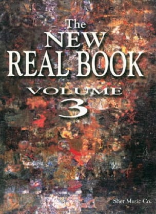 The New Real Book Volume 3 - Partition - di-arezzo.fr