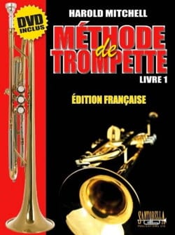 Harold Mitchell - Trumpet Method Book 1 - Sheet Music - di-arezzo.co.uk