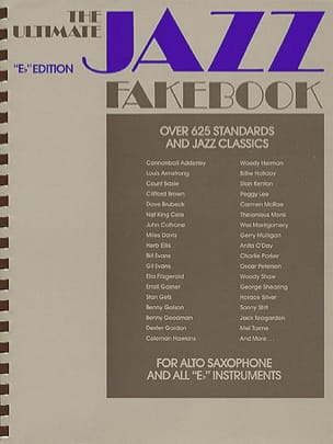 - The Ultimate Jazz Fake Book - Sheet Music - di-arezzo.co.uk