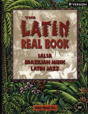 The Latin Real Book - Partition - Jazz - laflutedepan.com