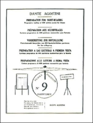 Dante Agostini - Déchiffrages volume 9 - Partition - di-arezzo.fr