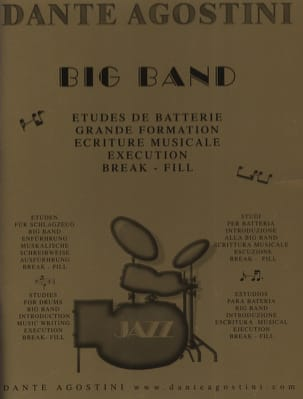 Dante Agostini - Big band jazz - Sheet Music - di-arezzo.com