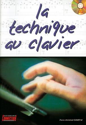 La technique au clavier - Pierre Minvielle-Sebastia - laflutedepan.com