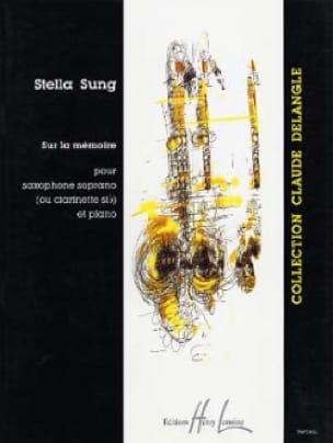 Stella Sung - メモリ上で - 楽譜 - di-arezzo.jp