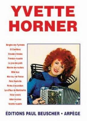 Yvette Horner - Yvette Horner - Partition - di-arezzo.fr