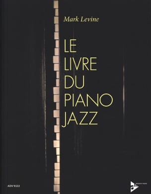 Le Livre du Piano Jazz Mark Levine Partition Jazz - laflutedepan