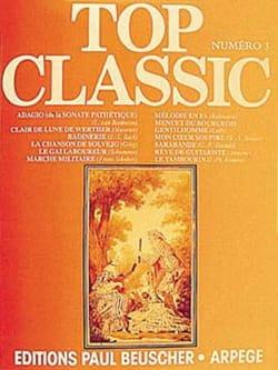 Top Classic Volume 3 - Partition - di-arezzo.fr
