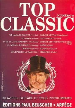 - Top Classic Volume 2 - Partition - di-arezzo.fr