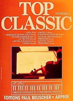 - Top Classic Volume 1 - Partition - di-arezzo.fr