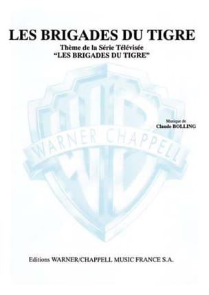 Claude Bolling - The Tiger Brigades - Sheet Music - di-arezzo.co.uk