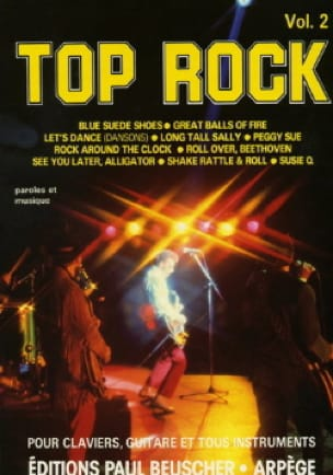 Top Rock Volume 2 - Partition - laflutedepan.com