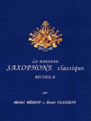The New Classical Saxophone Collection B - Sheet Music - di-arezzo.com