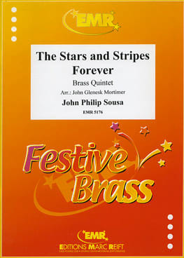The stars and Stripes Forever - John Philip Sousa - laflutedepan.com