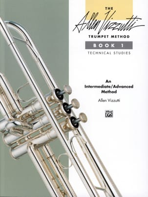 Trumpet method volume 1 - Technical studies laflutedepan