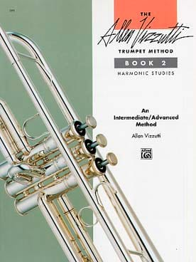 Allen Vizzutti - Trumpet method volume 2 - Harmonic studies - Partition - di-arezzo.com