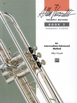 Allen Vizzutti - Tomo de método de trompeta 2 - Estudios armónicos - Partitura - di-arezzo.es