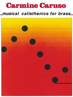Carmine Caruso - Musical Calisthenics For Brass - Sheet Music - di-arezzo.com