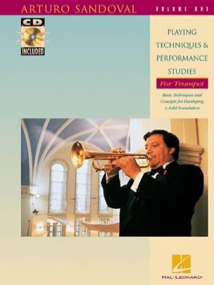 Arturo Sandoval - 演奏テクニック第1巻 - 楽譜 - di-arezzo.jp