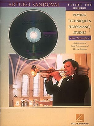 Arturo Sandoval - Playing Techniques Volume 2 - Partition - di-arezzo.fr