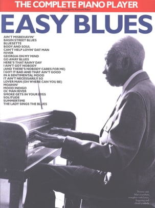Kenny Baker - Easy Blues - Partition - di-arezzo.fr