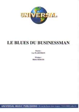 Berger Michel / Plamondon Luc - Der Blues des Kaufmanns - Starmania - Noten - di-arezzo.de