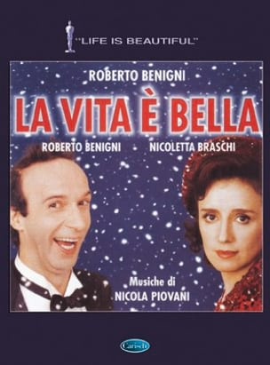 Nicola Piovani - Life The East Beautiful Movie La Vita E Bella - Sheet Music - di-arezzo.co.uk