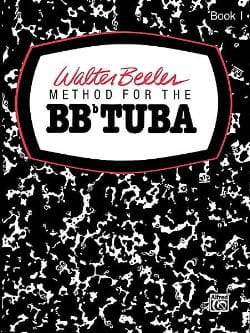 Walter Beeler - Method For The Bbb Tuba Volume 1 - Sheet Music - di-arezzo.co.uk