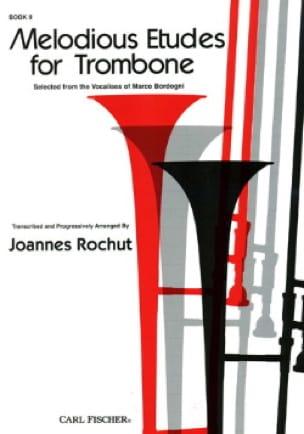 Joannes Rochut - Melodious Studies For Trombone Volume 2 - Sheet Music - di-arezzo.co.uk