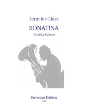 Sonatina - Jennifer Glass - Partition - Tuba - laflutedepan.com
