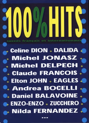 - 100% hits volume 1 - Partition - di-arezzo.fr