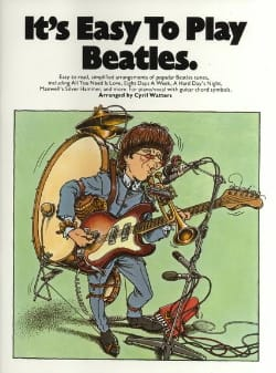 BEATLES - It's easy to play Beatles volume 1 - Sheet Music - di-arezzo.com