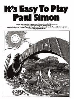 It's easy to play Paul Simon volume 1 - Paul Simon - laflutedepan.com
