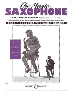 - The Magic Saxophone - Sheet Music - di-arezzo.co.uk