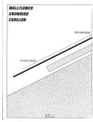 Gary Gibson - Wallflower, Snowbird, Carillon - Partition - di-arezzo.fr