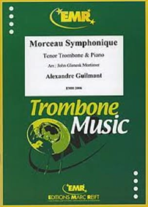 Alexandre Guilmant - Morceau Symphonique - Partition - di-arezzo.fr