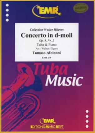 Tomaso Albinoni - Concerto In D-Moll, Opus 9, Nr. 2 - Sheet Music - di-arezzo.co.uk