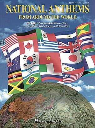 - National Anthems From Around The World - Sheet Music - di-arezzo.co.uk