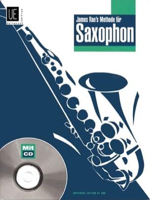 Methode Für Saxophon - James Rae - Partition - laflutedepan.com