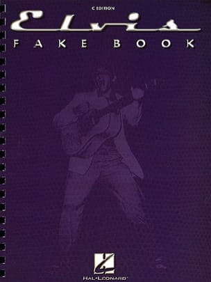 Elvis Presley - Fake Book - C Edition - Sheet Music - di-arezzo.co.uk