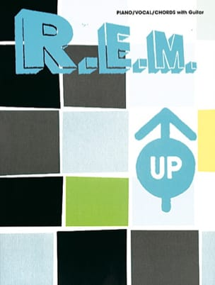 Up - R.E.M. - Partition - Pop / Rock - laflutedepan.com