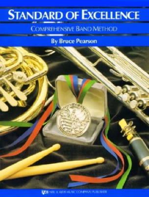 Standard Of Excellence Book 2 - Bruce Pearson - laflutedepan.com