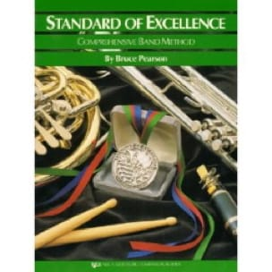 Bruce Pearson - Standard Of Excellence Book 3 - Sheet Music - di-arezzo.com
