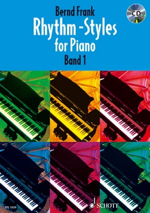Frank Bernd - Rhythm-Styles For Piano Volume 1 - Sheet Music - di-arezzo.co.uk