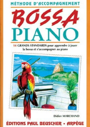 Didier Marchand - Bossa Piano - Sheet Music - di-arezzo.co.uk