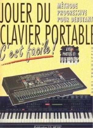 Paul Thomassin - Tocar el teclado portátil es fácil - Partitura - di-arezzo.es