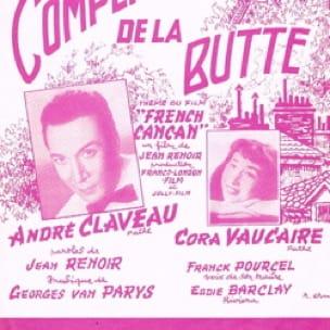 Georges Van Parys - La Butte klagen - Noten - di-arezzo.de