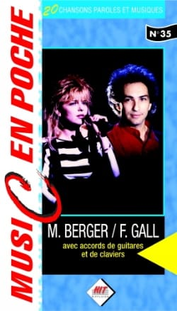 Berger Michel / Gall France - Music en poche N° 35 - Partition - di-arezzo.fr