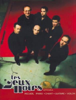 Noirs Les Yeux - Izvoara - Partition - di-arezzo.fr