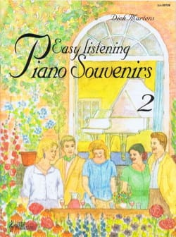 Easy Listening Piano Souvenirs Volume 2 - laflutedepan.com